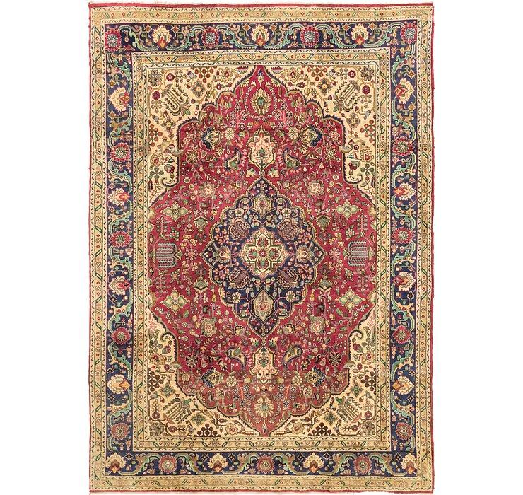 250cm x 353cm Tabriz Persian Rug