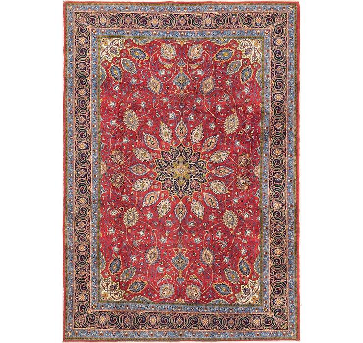 265cm x 378cm Sarough Persian Rug