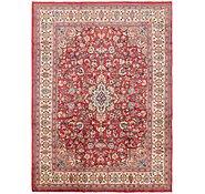 Link to 9' 5 x 13' Meshkabad Persian Rug