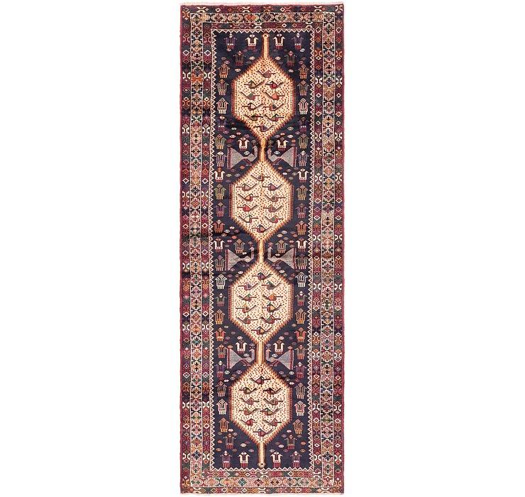 3' 6 x 11' 10 Shahsavand Persian Runn...