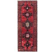 Link to 3' 7 x 9' 6 Hamedan Persian Runner Rug