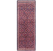 Link to 3' 6 x 10' 7 Hossainabad Persian Runner Rug