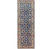 Link to 137cm x 395cm Shahsavand Persian Runner Rug