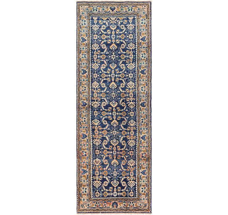 4' 6 x 13' Shahsavand Persian Runn...