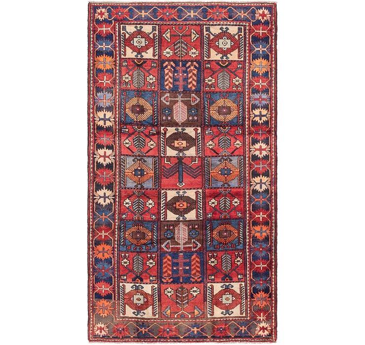 5' 5 x 10' 2 Bakhtiar Persian Rug