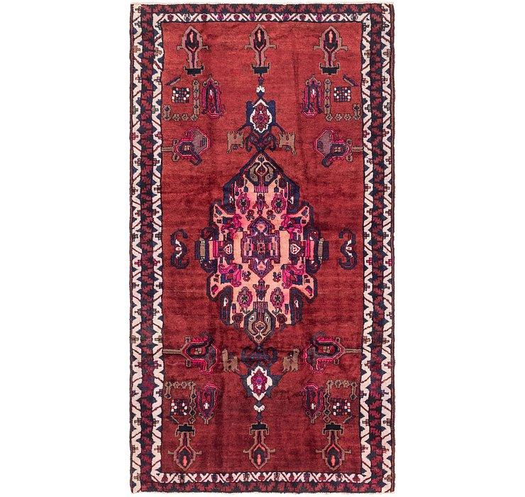 5' 3 x 10' Ferdos Persian Rug
