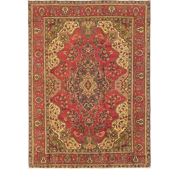 8' 4 x 11' 5 Tabriz Persian Rug