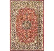 Link to 8' x 11' 8 Isfahan Persian Rug