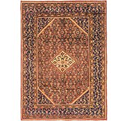 Link to 7' 5 x 10' 3 Hossainabad Persian Rug