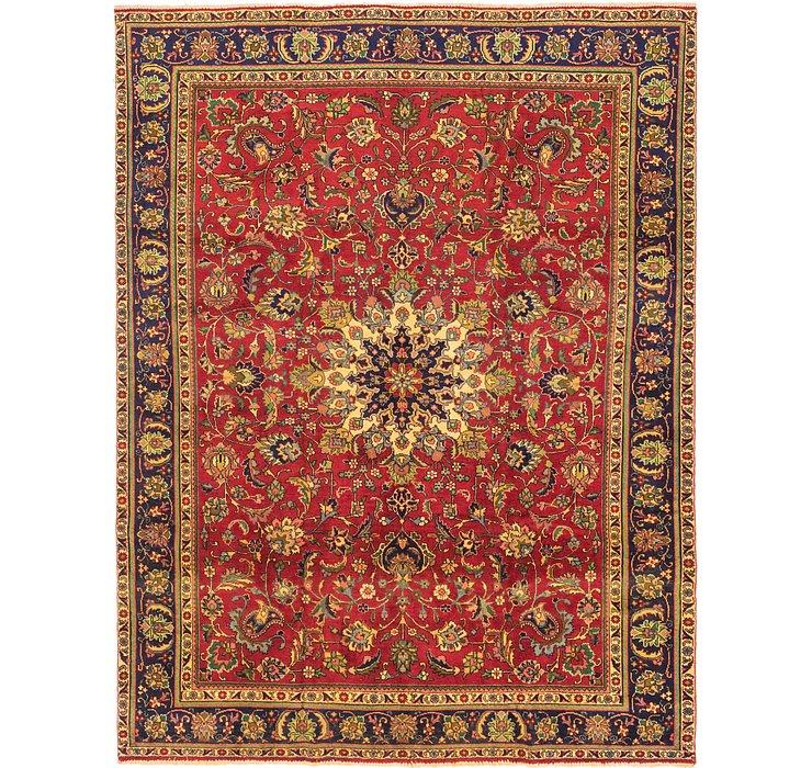 9' 9 x 12' 7 Tabriz Persian Rug
