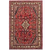 Link to 213cm x 312cm Hamedan Persian Rug