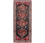 Link to 157cm x 385cm Hamedan Persian Runner Rug