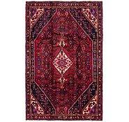 Link to 157cm x 250cm Hossainabad Persian Rug