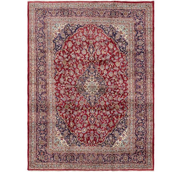 9' 6 x 13' Mashad Persian Rug