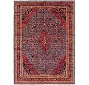 Link to 8' 7 x 11' 10 Hamedan Persian Rug
