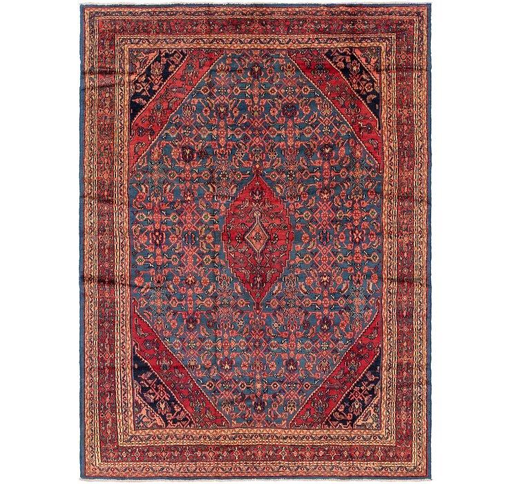 8' 7 x 11' 10 Hamedan Persian Rug