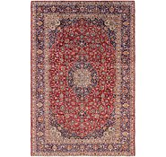 Link to 9' 3 x 13' 9 Kashan Persian Rug