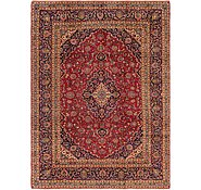 Link to 9' 6 x 12' 10 Kashan Persian Rug