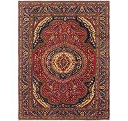 Link to 260cm x 340cm Tabriz Persian Rug