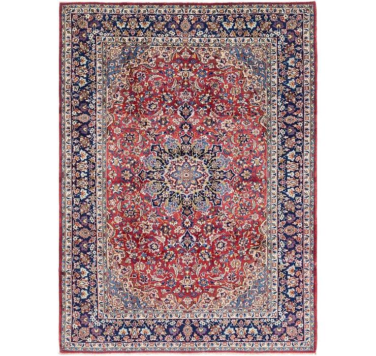 9' 8 x 13' 3 Isfahan Persian Rug