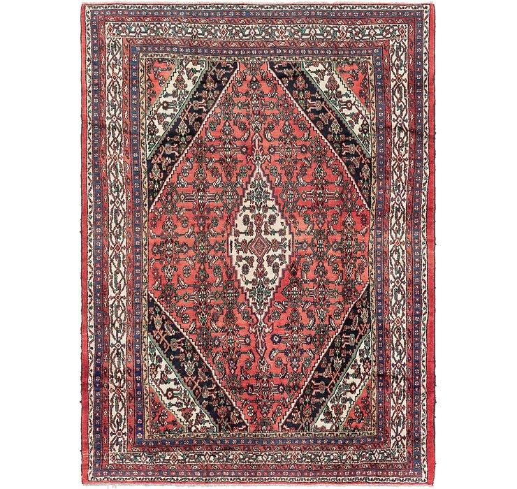 8' 6 x 11' 4 Hamedan Persian Rug