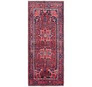 Link to 127cm x 297cm Hamedan Persian Runner Rug