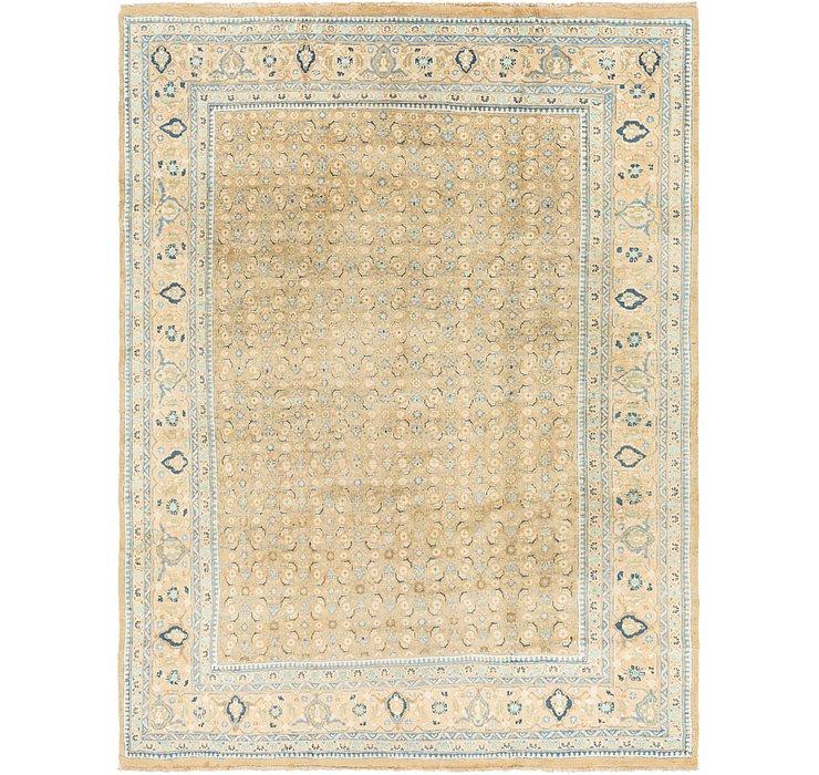 9' 2 x 12' 7 Farahan Persian Rug