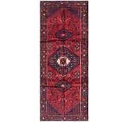 Link to 110cm x 285cm Hamedan Persian Runner Rug