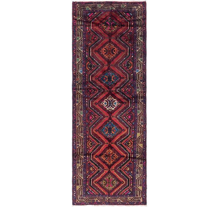3' 5 x 9' 9 Chenar Persian Runner Rug