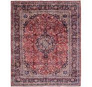 Link to 297cm x 365cm Mashad Persian Rug