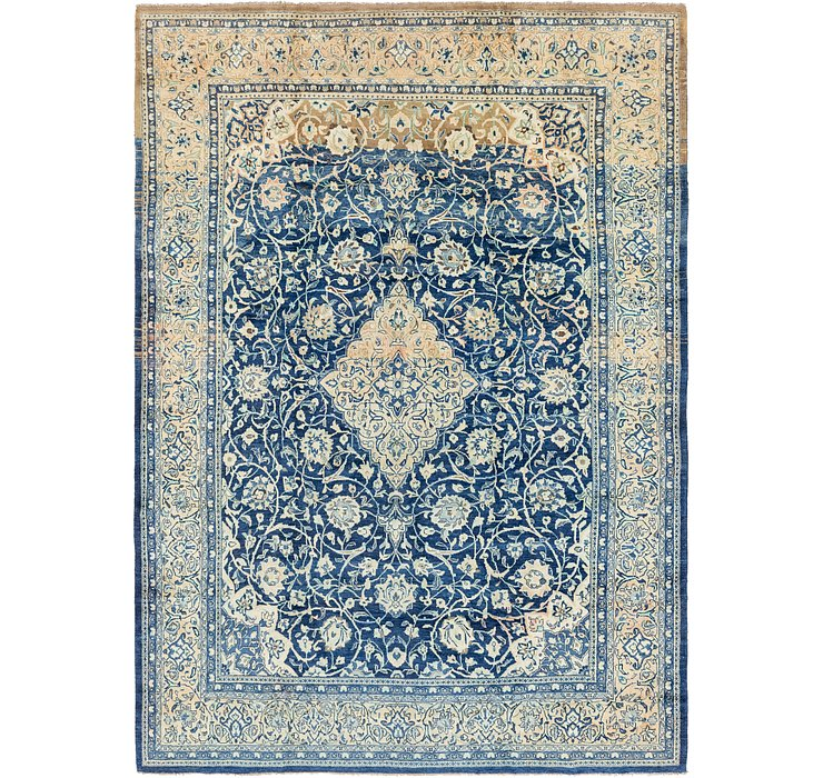 HandKnotted 9' 8 x 14' Mahal Persian Rug