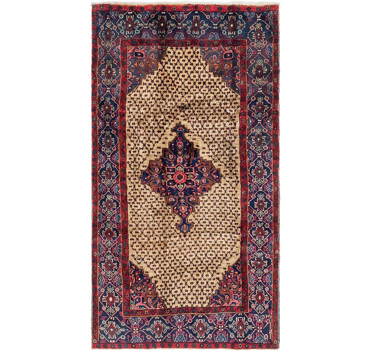 5' x 9' 3 Koliaei Persian Runner ...