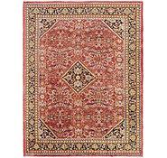 Link to 10' x 13' 5 Meshkabad Persian Rug