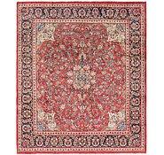 Link to 10' 5 x 12' Meshkabad Persian Rug