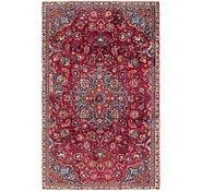 Link to 4' 8 x 7' 9 Mashad Persian Rug