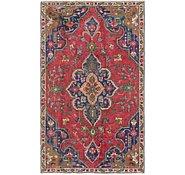 Link to 137cm x 230cm Tabriz Persian Rug