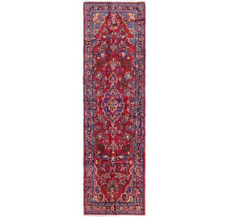 3' 3 x 12' Shahrbaft Persian Rug