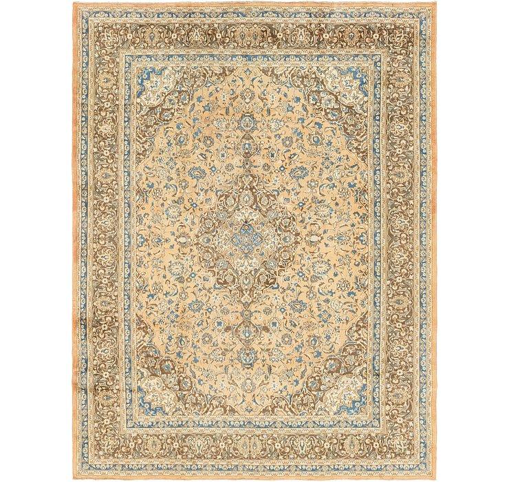 8' 9 x 12' 8 Mashad Persian Rug