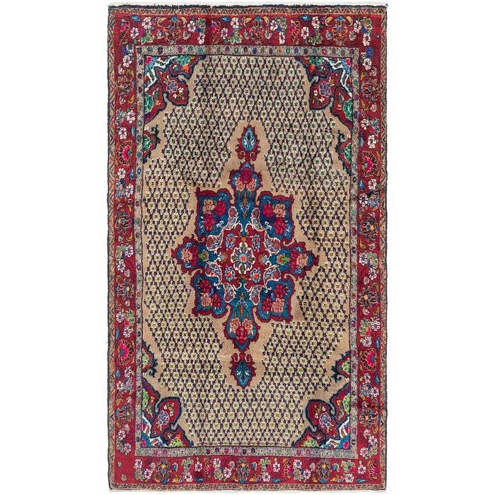 5' x 9' 2 Songhor Persian Rug