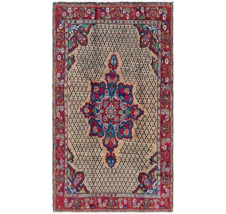 152cm x 280cm Songhor Persian Rug