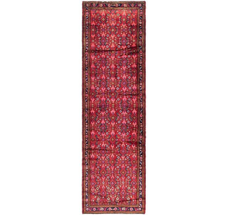3' 9 x 13' 2 Shahsavand Persian Runn...