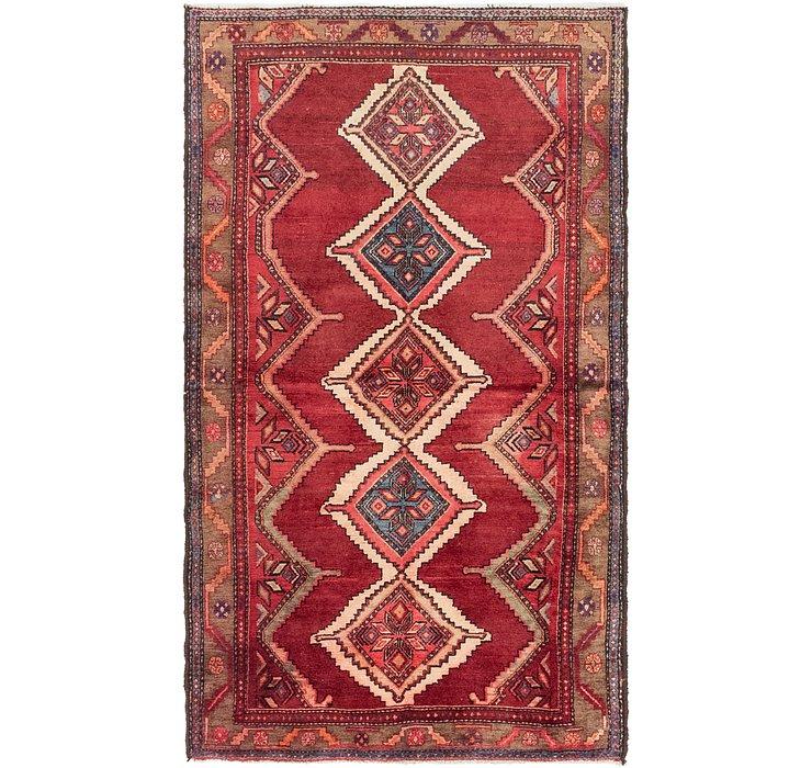 4' x 6' 9 Chenar Persian Rug