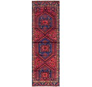 Link to 2' 6 x 8' 9 Zanjan Persian Runner Rug