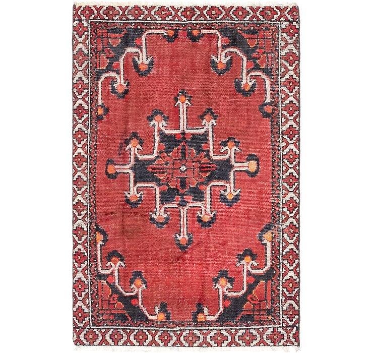 3' 7 x 5' 10 Ferdos Persian Rug