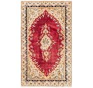Link to 117cm x 198cm Kerman Persian Rug