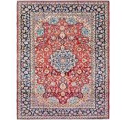 Link to 9' 6 x 12' 2 Isfahan Persian Rug
