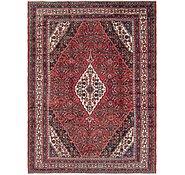 Link to 8' 7 x 11' 8 Hamedan Persian Rug