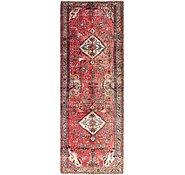 Link to 97cm x 287cm Hamedan Persian Runner Rug