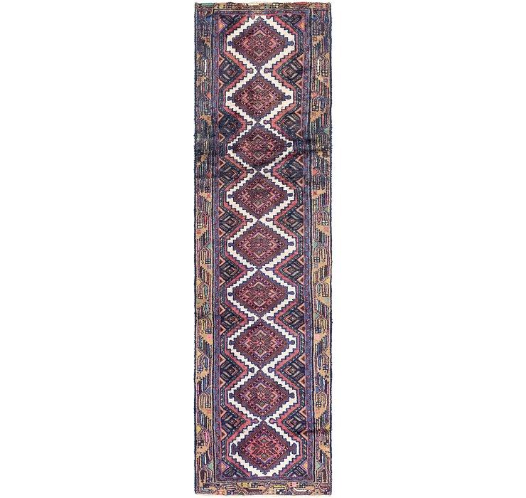 2' 3 x 9' 4 Chenar Persian Runner Rug
