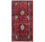 Link to 5' x 9' 8 Hamedan Persian Runner Rug